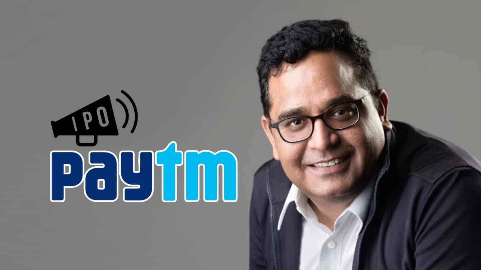 PAYTM और इसके IPO से जुड़ी अहम् जानकारी लिस्टिंग प्राइस, रिलीज़ डेट