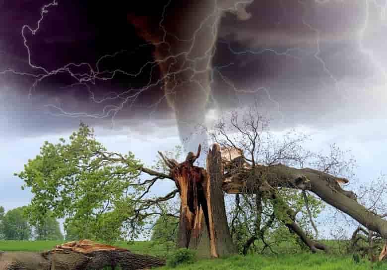 चक्रवात(Cyclone) क्या है कारण, प्रकार, बचने के उपाय और नुकसान