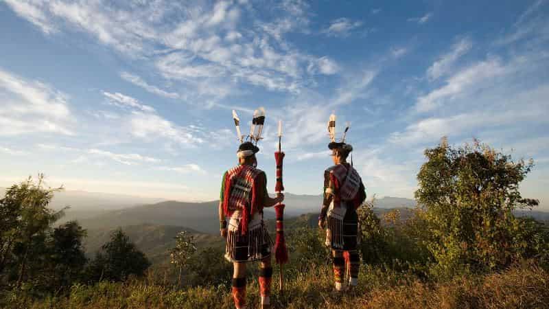नागालैंड के कूल जिले, राजकीय पशु, पक्षी, फूल पेड़, और रोचक जानकारियां
